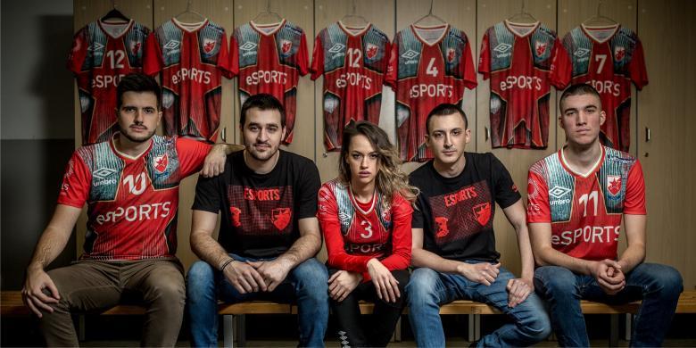 Crvena zvezda Umbro Sportvision